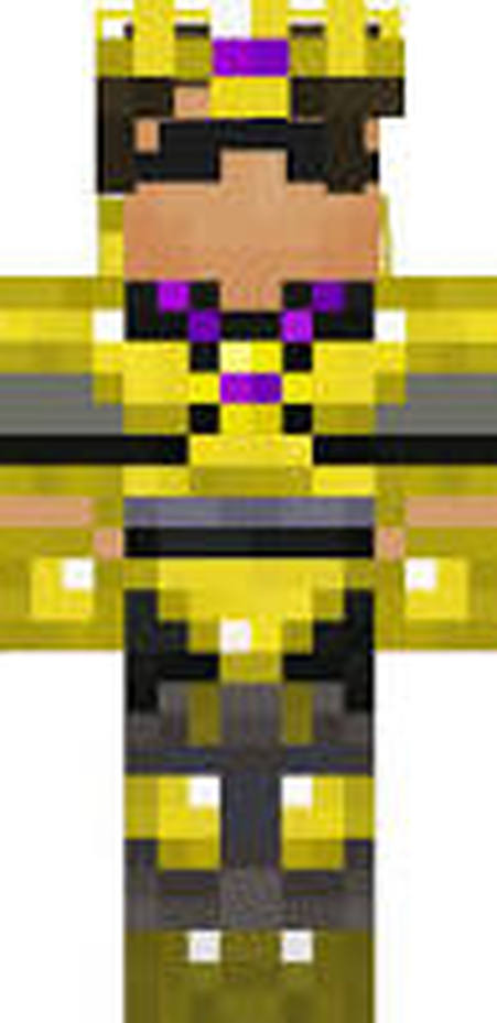 Skydoesminecraft budder warrior skin